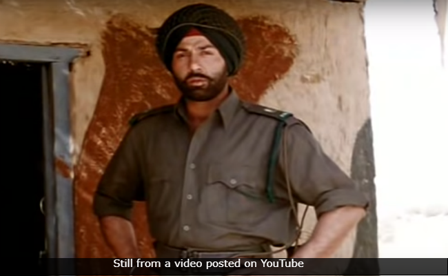 Border Actor Sunny Deol Says That The Patriotic Films He Did Were 'Not Saleable'