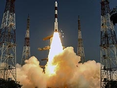 """Double Bullseye"": ISRO Launches Intel Satellite, Days After ASAT"