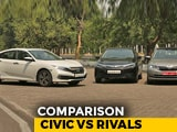 Comparison: Honda Civic vs Skoda Octavia vs Toyota Corolla