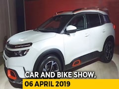 Video: Citroen Comes To India, Re Trials 500 First Ride, Volvo Safety Vision 2020