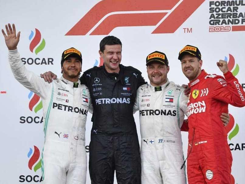 Valtteri Bottas Wins Azerbaijan Grand Prix As Mercedes Sweep Home One-Two Again