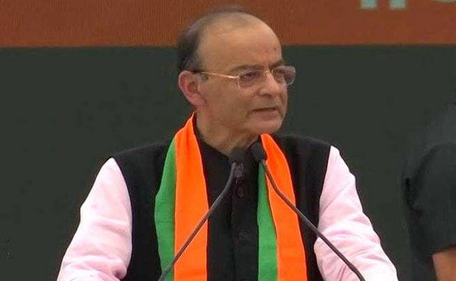 Congress Needs To Explain: Arun Jaitley On P Chidambaram's Pakistan Remarks