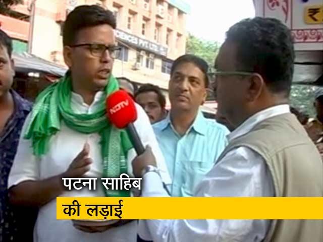 Videos : बाबा का ढाबा: रविशंकर प्रसाद vs शत्रुघ्न सिन्हा