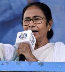 'Exit Poll Gossip,' Scoffs Mamata Banerjee As Predictions Favour BJP