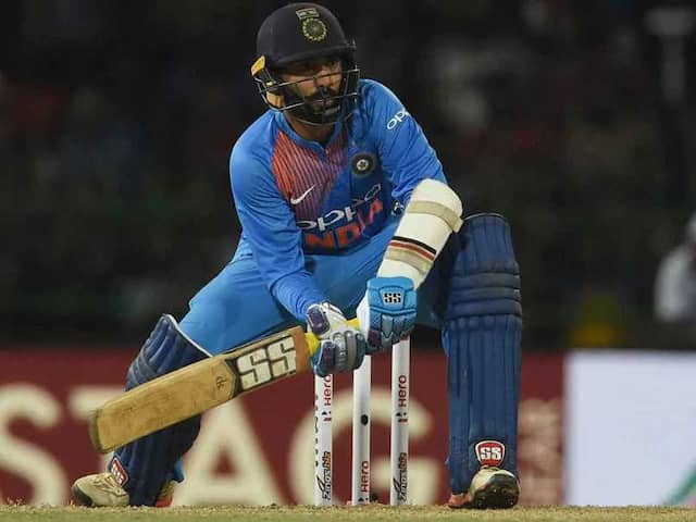 Making The World Cup 2019 Team A Dream Come True For Dinesh Karthik