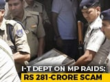 Video : Rs. 281-Crore Cash Collection Scam Found In Madhya Pradesh: Tax Officials
