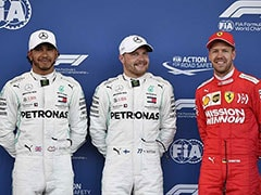 Valtteri Bottas Takes Azerbaijan Pole As Charles Leclerc Hits Castle Wall