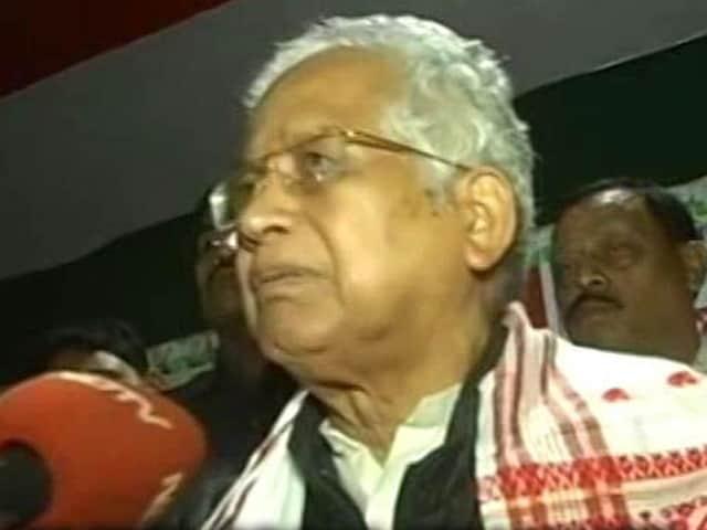 Video : ஹிமாந்தா பிஷ்வாலை எதிர்ப்பதை குறித்து தருண் கோகாய்