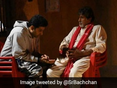 Amitabh Bachchan's Post For 'Dearest Friend' Abhishek Is All You Need To See Today