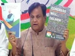 "Opposition Shreds BJP Manifesto, Calls It ""Copy Pasted"" From 2014"