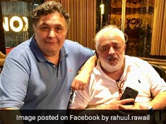 """Rishi Kapoor Is Cancer Free,"" Writes Filmmaker Rahul Rawail In Now Viral Post"