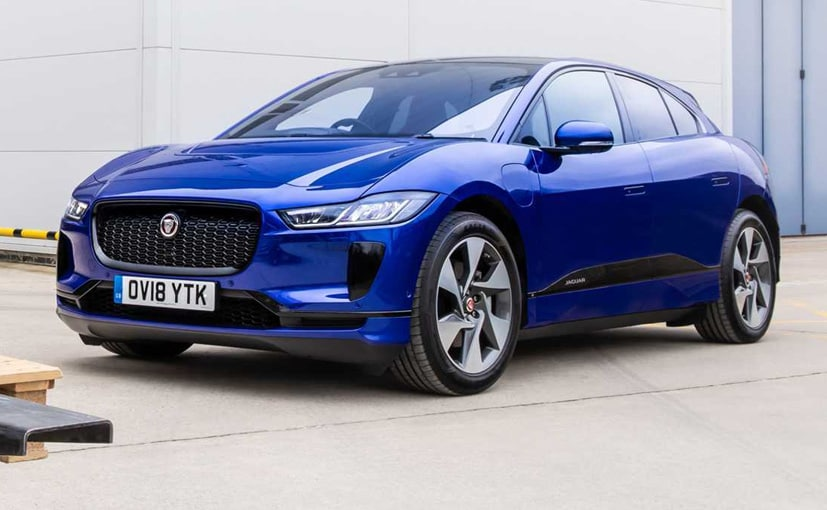 he process is currently being tested on early, pre-production Jaguar I-Pace prototypes