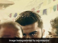 Arjun Kapoor's <I>India's Most Wanted</I> First Poster: Malaika Arora Sees 'Fire' In His Eyes