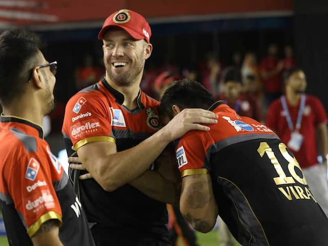 AB de Villiers Comes Up With Hilarious Nickname For Virat Kohli After Eden Gardens Masterclass