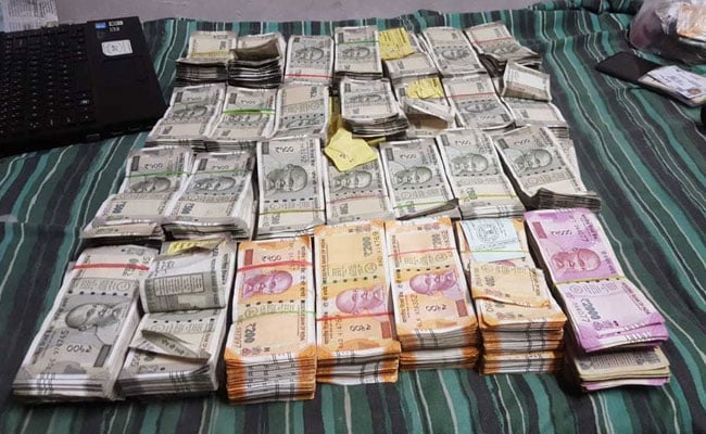 Over Rs 4 Crore Seized In Raids Across Karnataka, Goa: Tax Department
