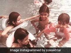 Zoya Akhtar Takes Us Back To 'Seventies Sunday' With Shweta Bachchan Nanda And Shrishti Behl Arya In This Throwback Pic