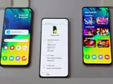 Samsung Galaxy A80 First Look