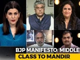 Video : Will BJP Get Votes For Its Poll Promises Or Performance?