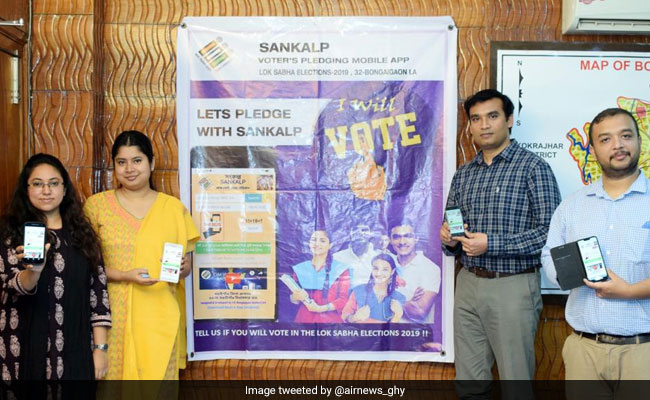 App To Generate Awareness Among Young Voters In Assam