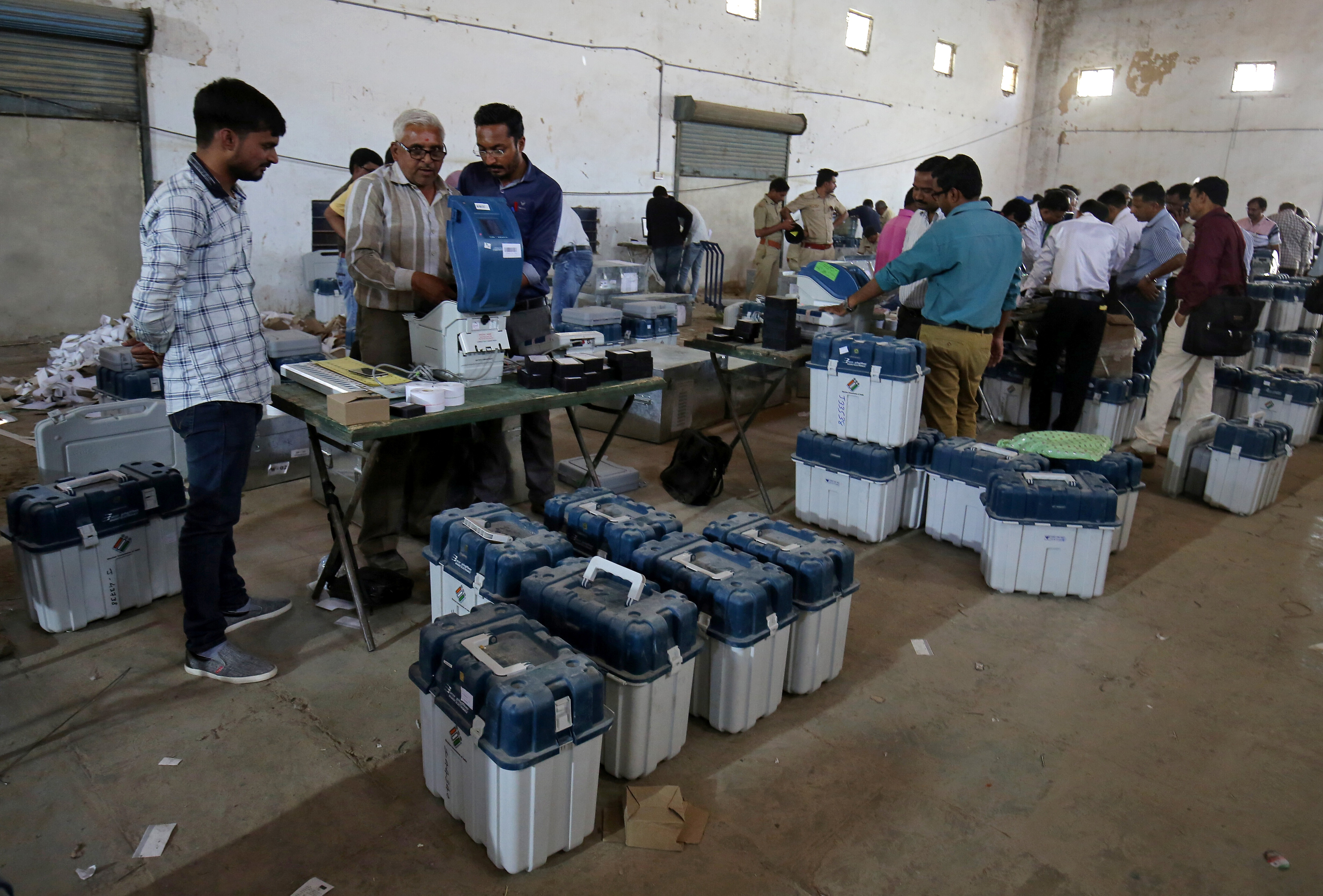 Lok Sabha Elections 2019: 42 Candidates To Contest In 3 Lok Sabha Seats In Jharkhand