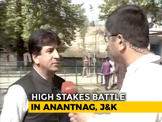 Video : High Stakes Battle In J&K's Anantnag But Few Turn Out To Vote