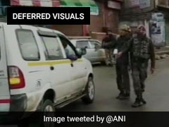 2 Terrorists Shot Dead In Jammu And Kashmir's Anantnag