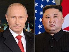 North Korea's Kim Jong Un Heads To Russia To Revive Old Ties, Meet Putin