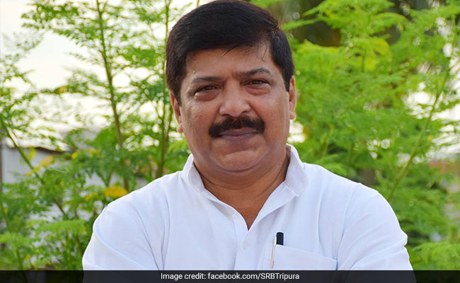 Tripura Minister Sacked For Alleged Anti-Party Activities: Report