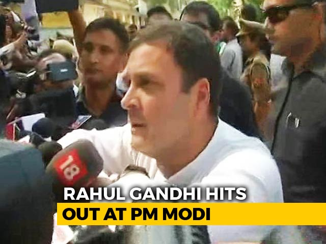 Video : Ready For An Open Debate With Narendra Modi On Corruption: Rahul Gandhi