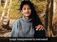 Katrina Kaif's Childhood Pic Look Familiar? We've All Been There, Done That