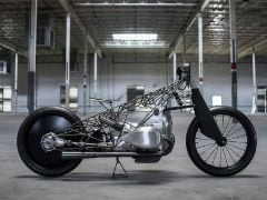 Revival Birdcage Unveiled With Big BMW Boxer Engine