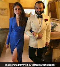 Kareena 'Fell For Saif Ali Khan Hook, Line And Sinker.' Read Her Post