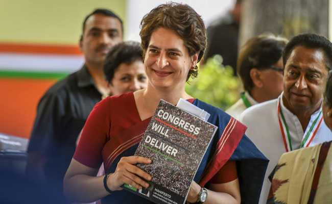Priyanka Gandhi Vadra Won't Contest From Varanasi, Say Congress Sources