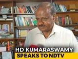 Video : On Shivamogga Battle, HD Kumaraswamy Says Have Recognised And Fixed Mistake