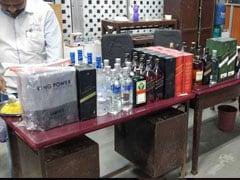 मुंबई में 18 लाख रुपये की शराब जब्त, 142 मामले दर्ज, 128 गिरफ्तार