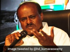 """Can't Express Pain I'm Going Through Everyday,"" Says HD Kumaraswamy"