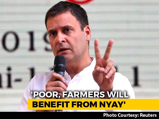 Video : Farmers Won't Go To Jail For Loan Default, Promises Congress Manifesto