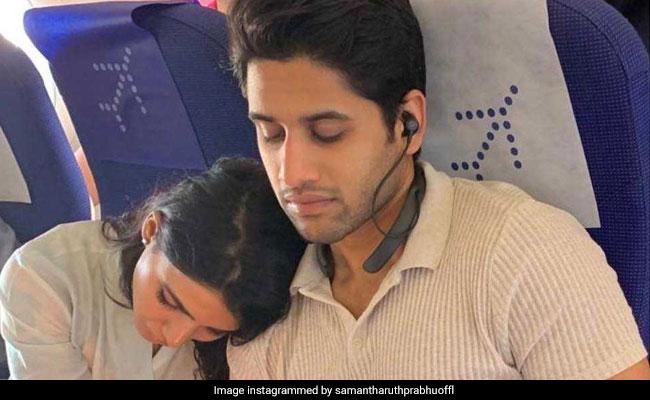The Internet Loves Samantha Ruth Prabhu's Mushy Post For Husband Naga Chaitanya
