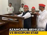 Video : Akhilesh Yadav Joins Azamgarh Battle Amid Discontent Over Encounters