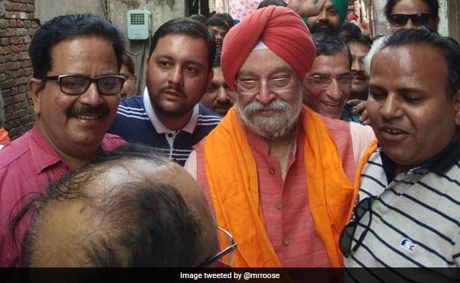 Election 2019: अरुण जेटली की तरह हरदीप पुरी को भी लग सकता है अमृतसर में झटका! समझें पूरा गणित...