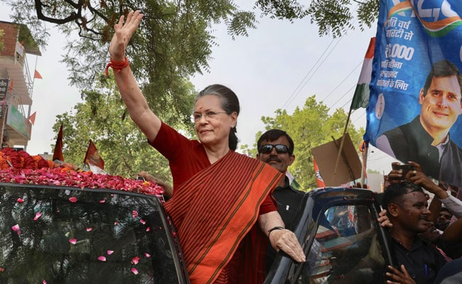 2019 Election Not Ordinary, Will Decide Fate Of Nation, Says Sonia Gandhi