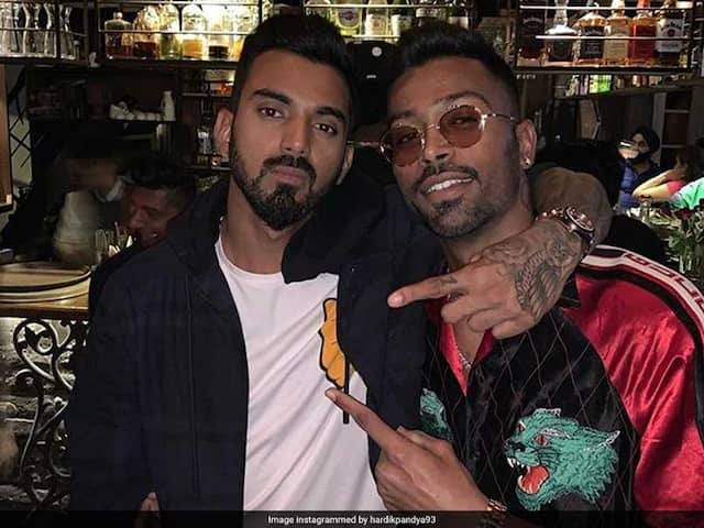 """Brothers For Life, No Matter What"", Promises Hardik Pandya On KL Rahuls Birthday"