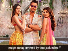 <I>Student Of The Year 2</i> Song <I>Mumbai Dilli Di Kudiyaan</i>: Tiger Shroff, Tara Sutaria, Ananya Panday Just Like To Party