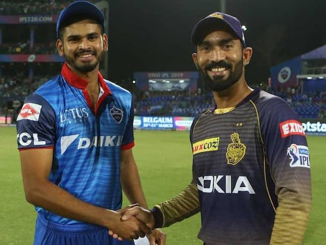 Live IPL Score, KKR vs DC Live Cricket Score: Delhi Capitals Opt To Bowl Against Kolkata Knight Riders