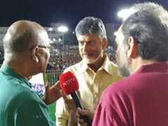 """PM Modi, KCR, Jagan Mohan Reddy All Are One"": Chandrababu Naidu To NDTV"