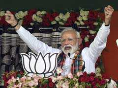 """Will Sink Like The Titanic"": PM Modi's Doomsday Prediction For Congress"