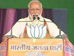 PM Addresses Poll Rallies In Maharashtra, Andhra, Telangana: Highlights