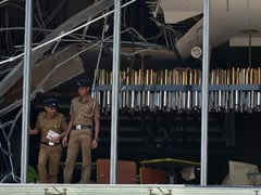Sri Lanka Suicide Bomber Queued At Hotel Buffet, Then Set Off The Blast