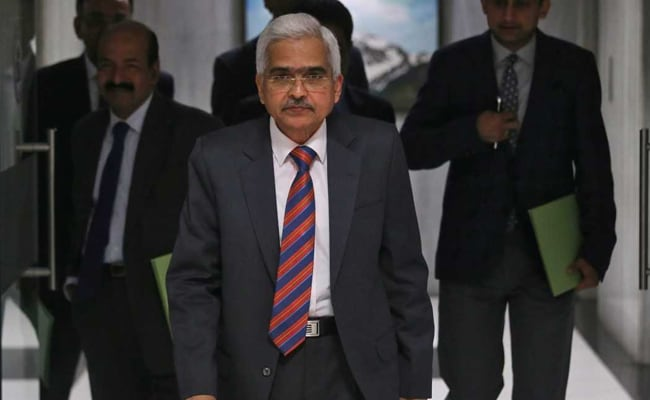 On Data 'Tweak' Controversy, RBI Governor Refuses To Comment