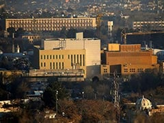 US Accelerates Plan To Drastically Downsize Kabul Embassy: Report